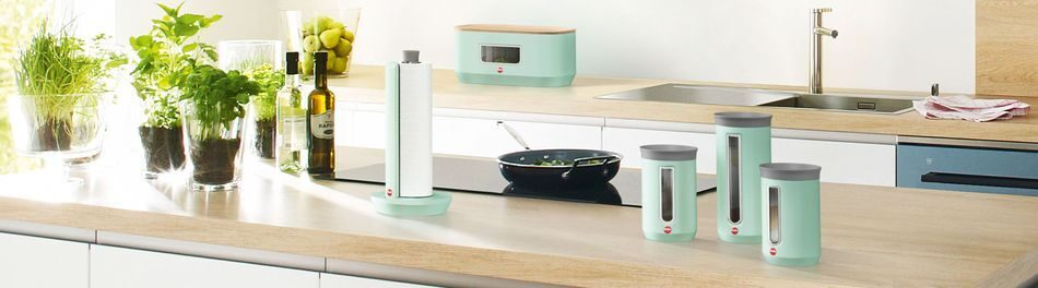 KitchenLine Design Matt Mint Hailo