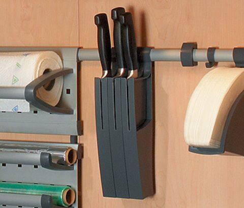 Как сделать держатель для ножей